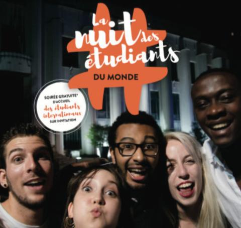 La Nuit des étudiants du monde, Villeurbanne