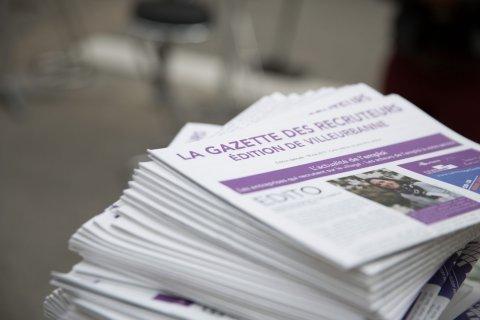 Forum emploi : le Village des Recruteurs de Villeurbanne