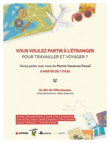 Information PVT, BIJ Villeurbanne