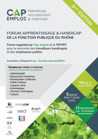 Job dating apprentissage & handicap