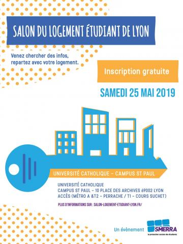 Salon du Logement étudiant de Lyon