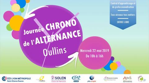 Journée Chrono de l'Alternance, Oullins