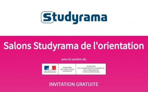 Salons Studyrama de Lyon