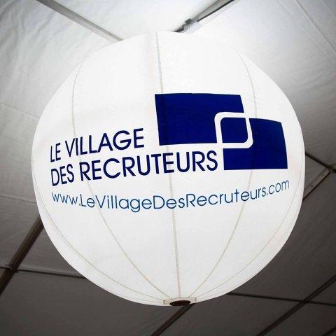 Forum emploi : Le Village des Recruteurs, Lyon Bellecour