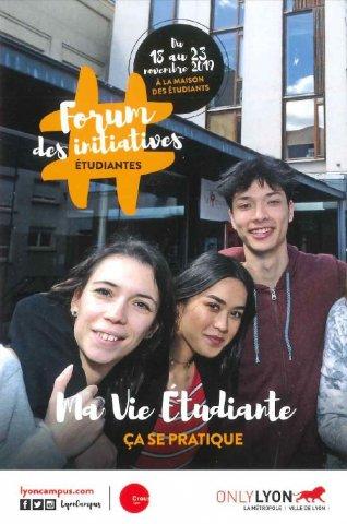 Forum des Initiatives Etudiantes, Lyon 7e