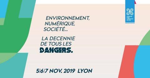 Les Journées de l'Économie, 5·6·7 novembre, Lyon