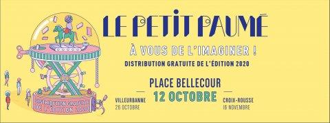 Lancement du Petit Paumé 2020, Lyon Bellecour