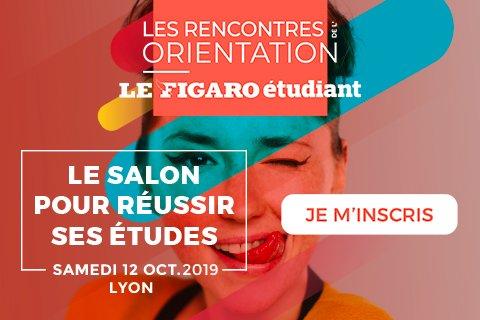 Rencontres de l'orientation, Lyon 2e