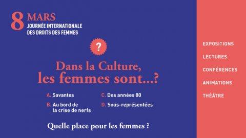 Journée internationale pour les droits des femmes
