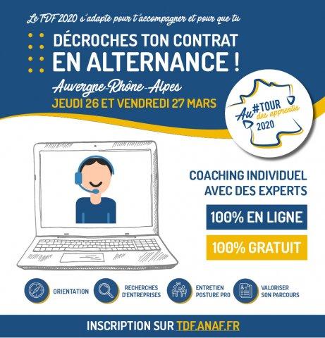 Au Tour des Apprentis 2020 - Auvergne-Rhône-Alpes