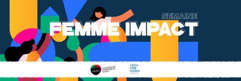 Semaine Femme Impact, du 22 au 26 juin 2020