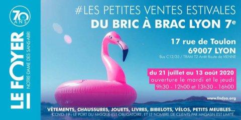 Bric à Brac Lyon 7ème - Notre Dame des Sans Abri
