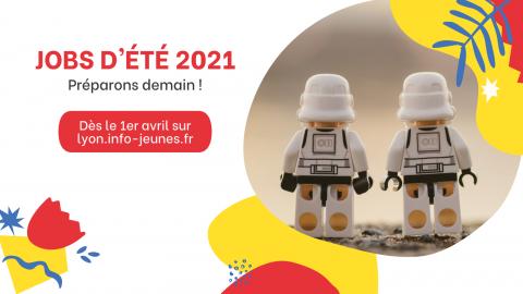 Jobs d'été 2021, Lyon