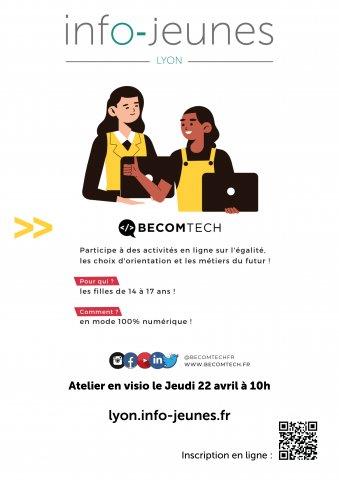 Atelier Becomtech, en ligne
