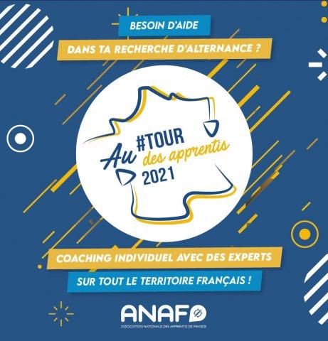 Tour de France des Futurs Apprentis - LYON