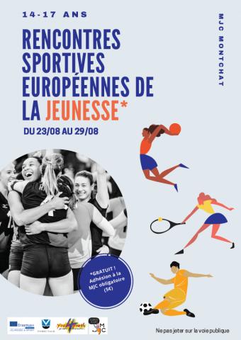 Les Rencontres Sportives Européennes de la Jeunesse