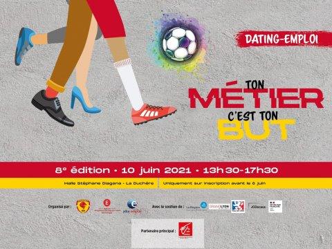 """Job dating """"Ton Métier C'est Ton But !"""", Lyon 9e"""