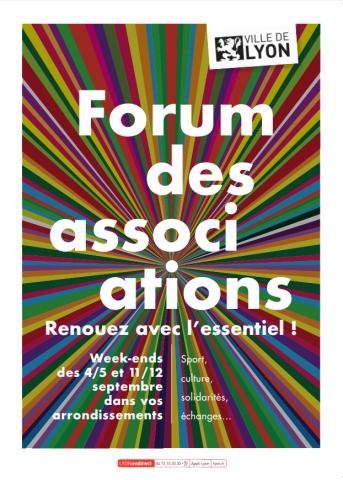 Forums des associations, Lyon