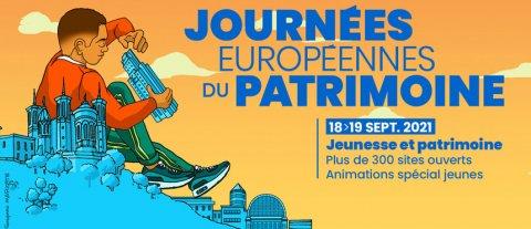 Journées européennes du Patrimoine, 18 & 19 septembre