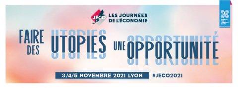 Les Journées de l'Économie, 3·4·5 novembre, Lyon