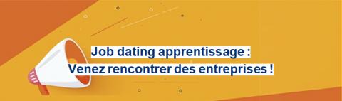 Job dating apprentissage, Lyon 2e