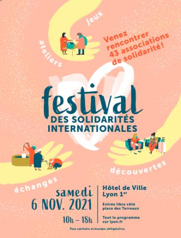 Festival des Solidarités Internationales, Lyon 1er