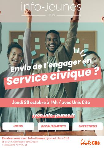 Service Civique Dating, Lyon 2e