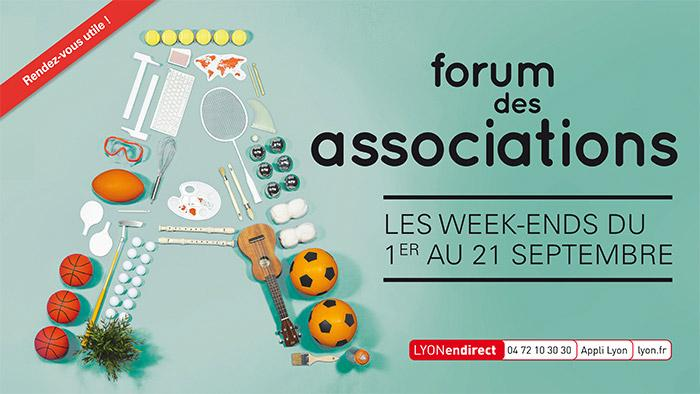 Forums des associations 2019 à Lyon